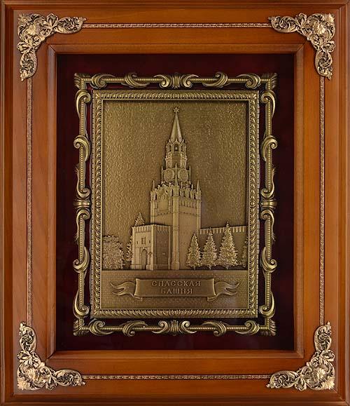 Ключница настенная Спасская башня