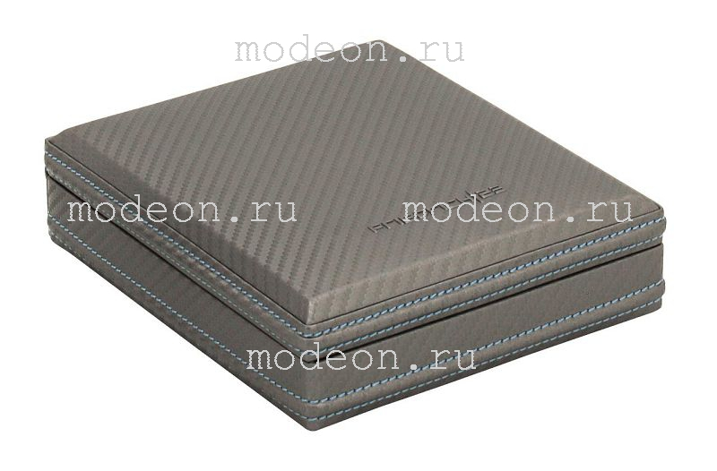 Шкатулка для запонок Carbon-539