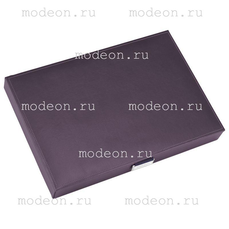 Шкатулка для украшений Бартон, фиолет