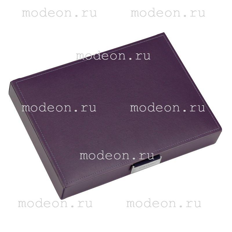 Шкатулка для украшений Бирмингем, фиолет.