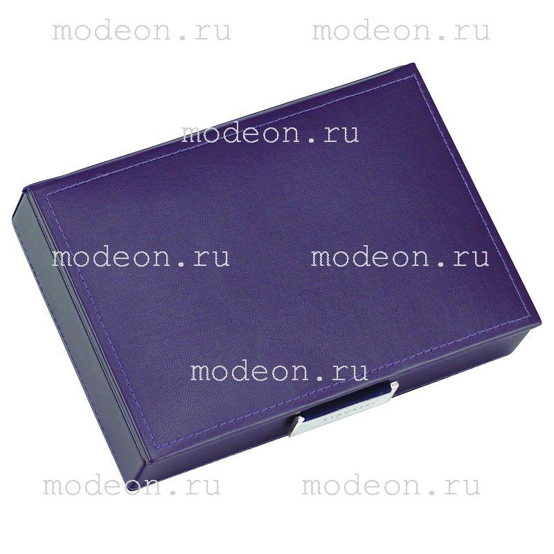 Шкатулка для украшений Файли, фиолет.