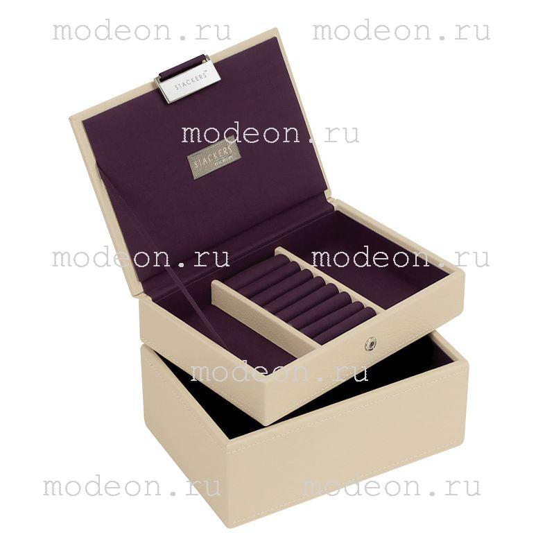 Шкатулка для драгоценностей Глостер, пурпур.