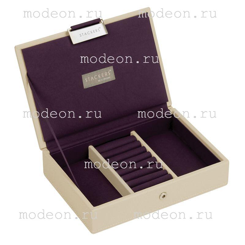 Шкатулка для драгоценностей Файли, пурпур.