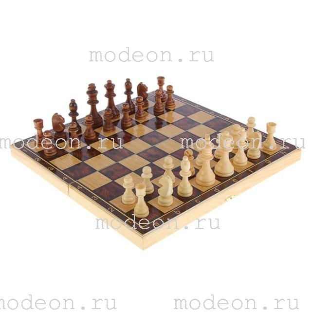 Шахматы, нарды, шашки на 40 Классические.