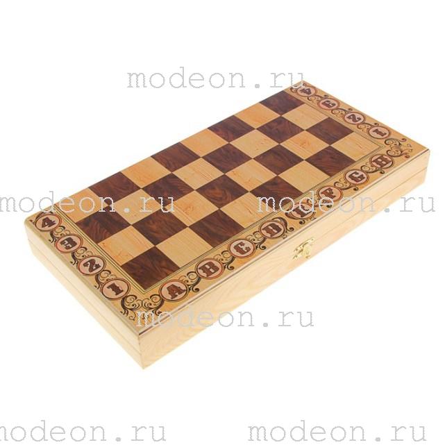 Шахматы на 40 Дебют, наклейка