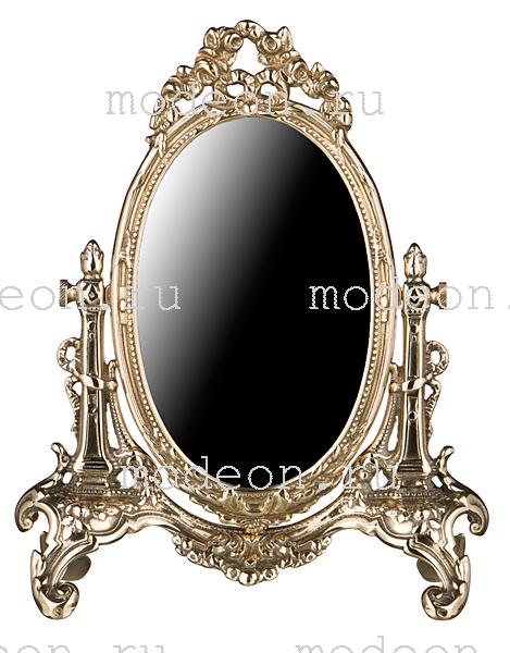 Зеркало из латуни Людовик XVI, Stilars snc