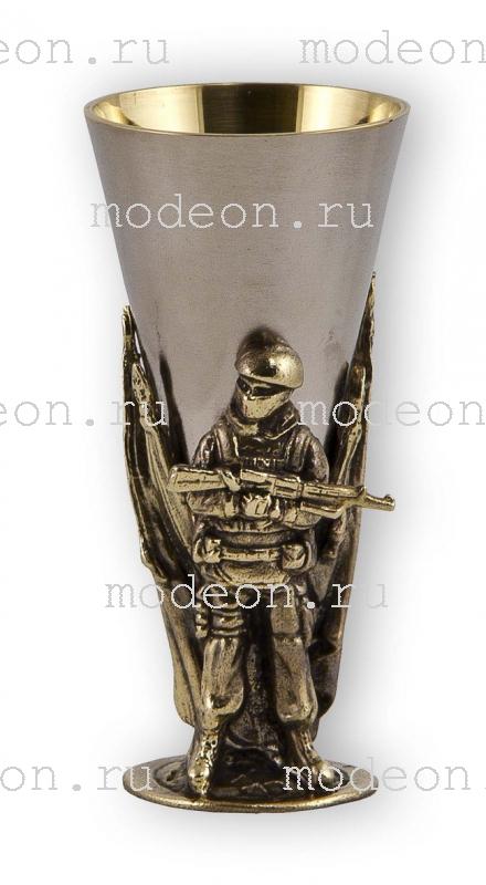 """Подарочный набор """"Слава Русскому Оружию"""" в кейсе, малый"""