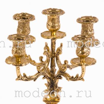 Канделябр на 5 свечей Триумф