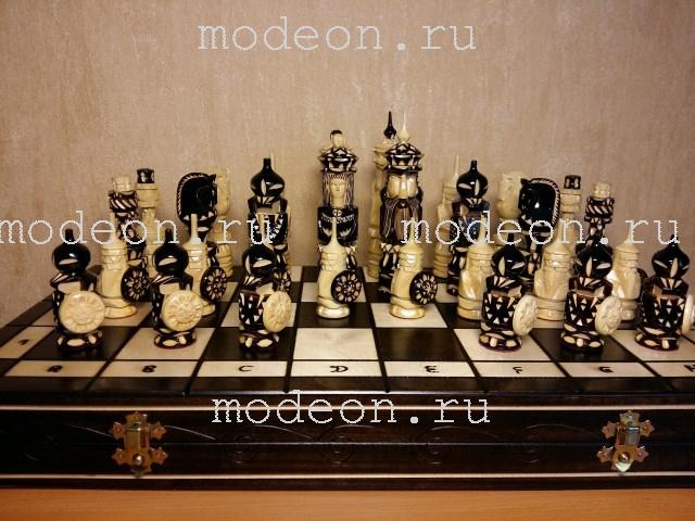 Шахматы Ледовое побоище