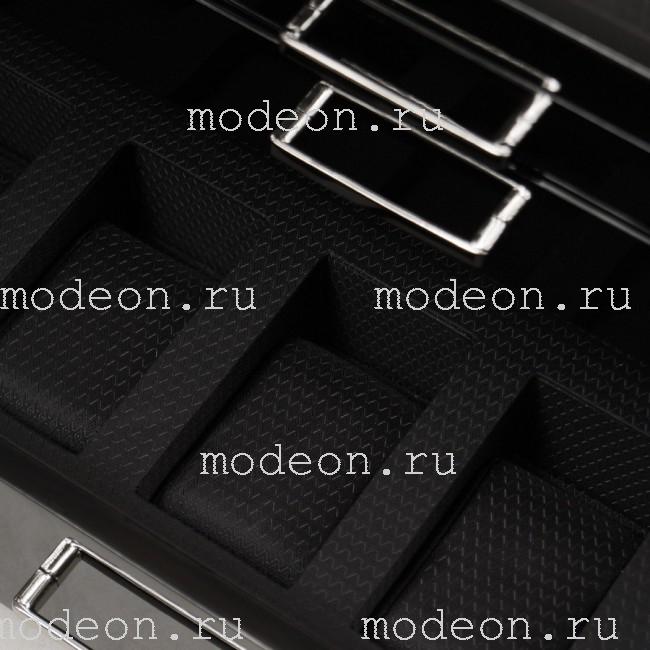 Шкатулка для хранения украшений и часов 461070 Meridian, Wolf