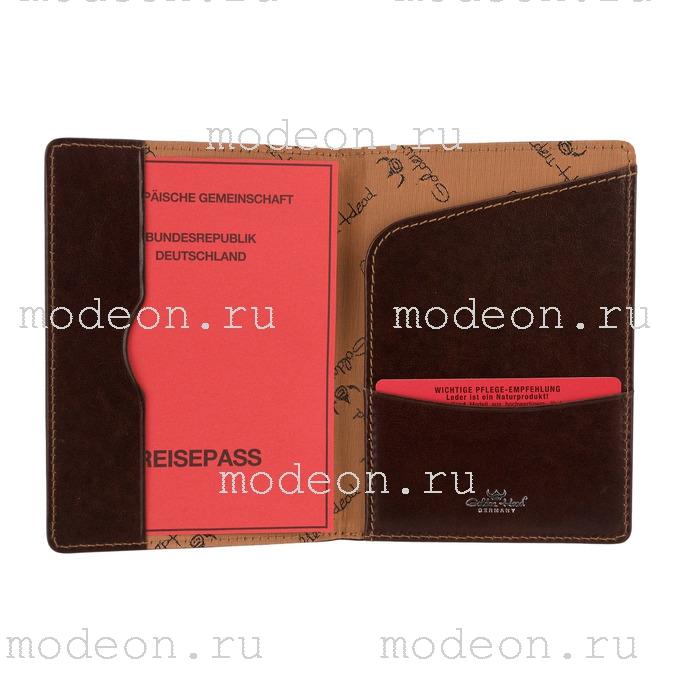 Обложка для паспорта Golden Head Колорадо с защитой 4455