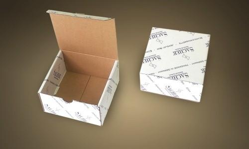 Фирменная упаковка, Sacher.