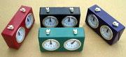 Механические шахматные часы Рубин