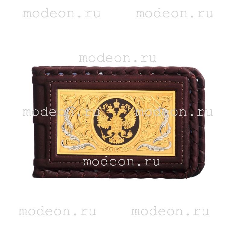 Визитница карманная Россия Златоглавая