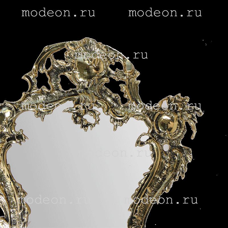 Зеркало в бронзовой раме Дон Жуан