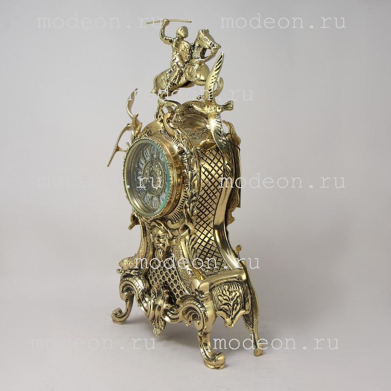 Часы каминные Каранка