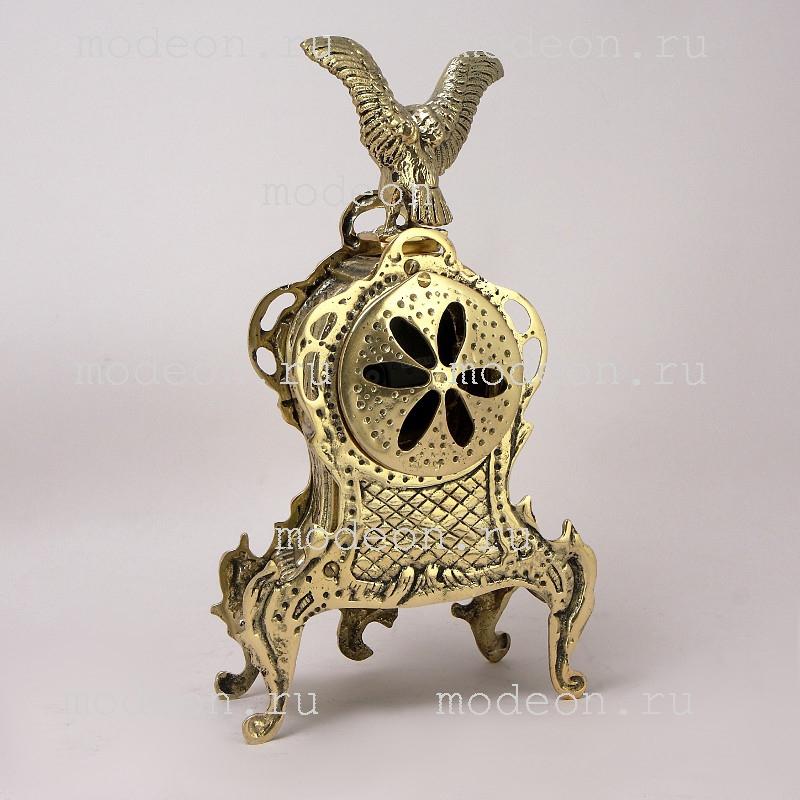 Часы каминные из бронзы Ласу Агила