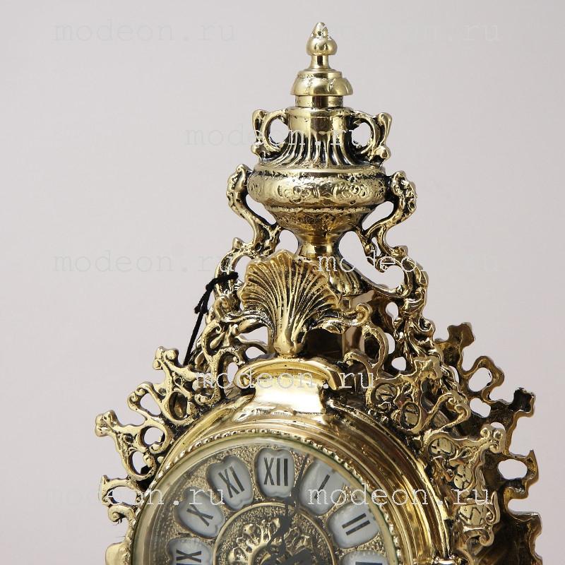 Часы каминные из бронзы Париж