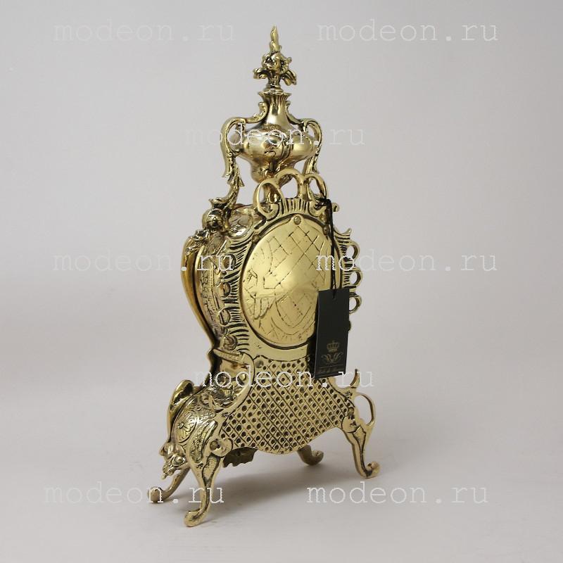 Часы каминные бронзовые Секуло