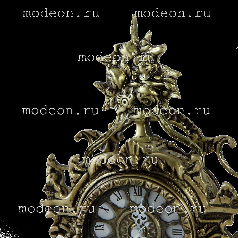 Часы каминные Пендулино, антик