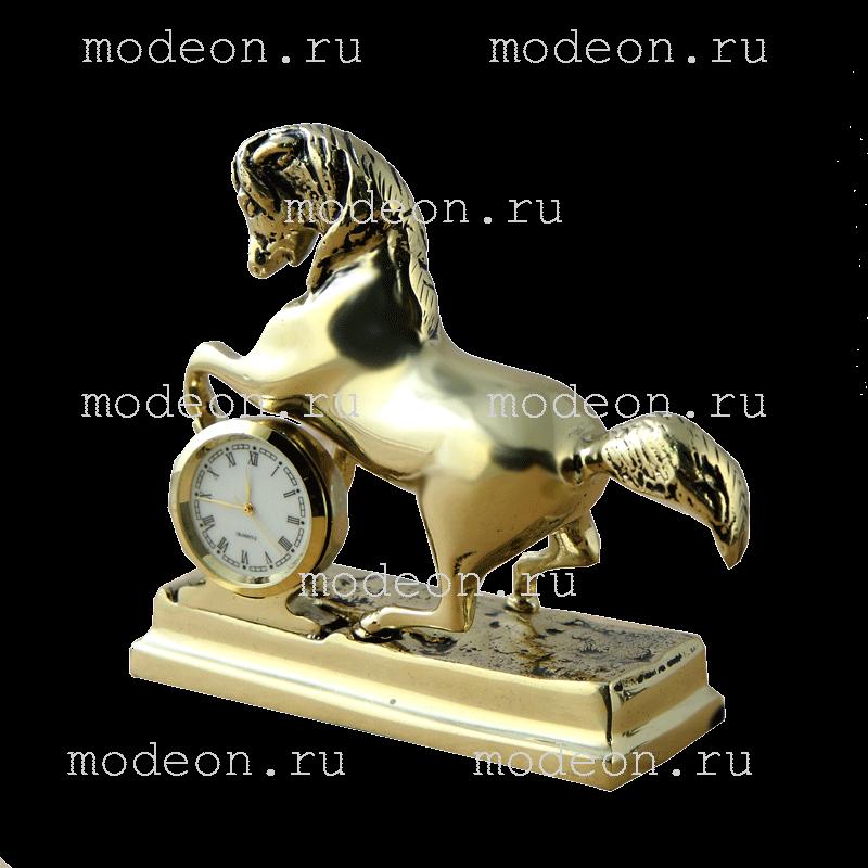 Часы настольные Лошадка