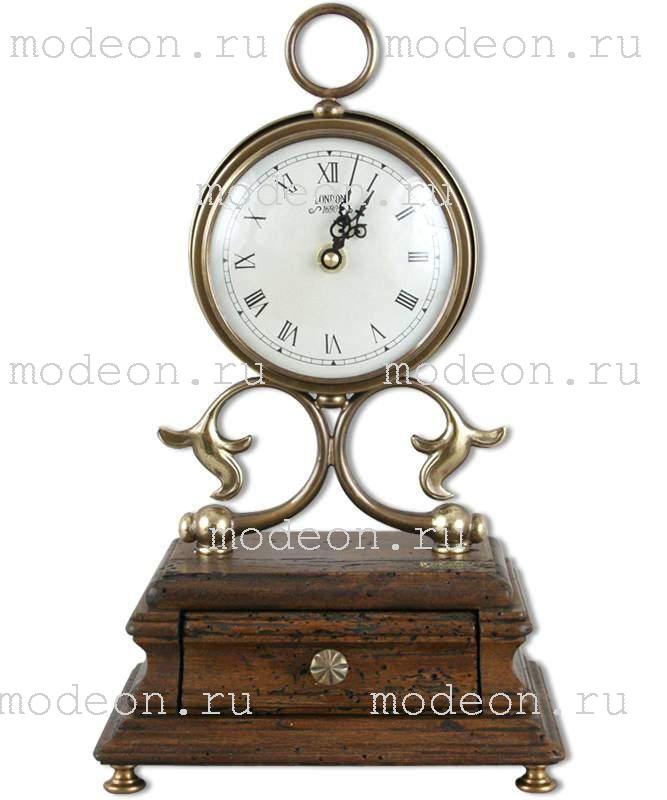 Часы настольные антикварные Мелия