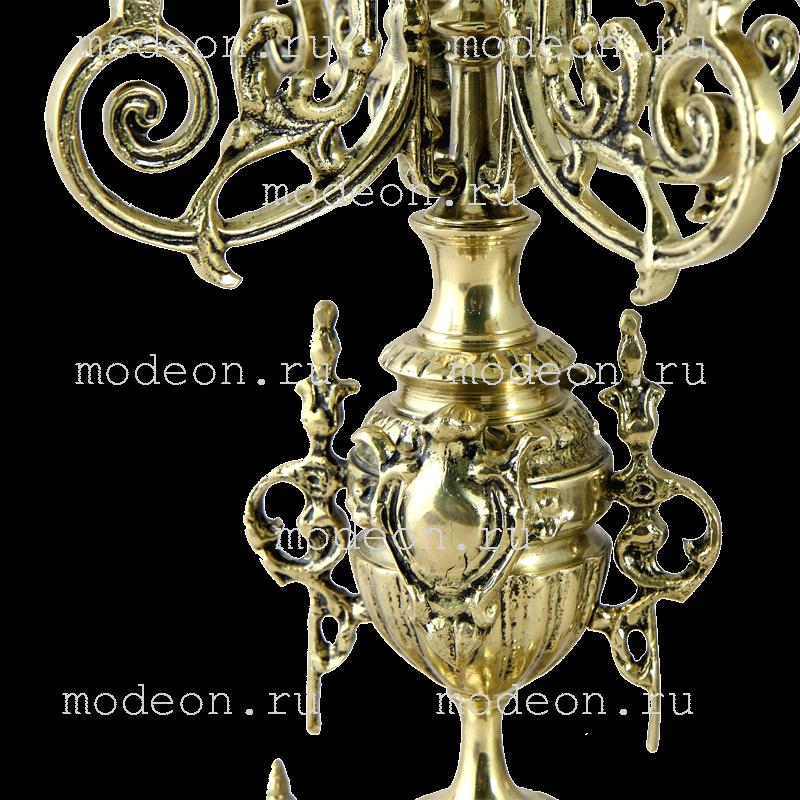 Канделябр бронзовый Гранде