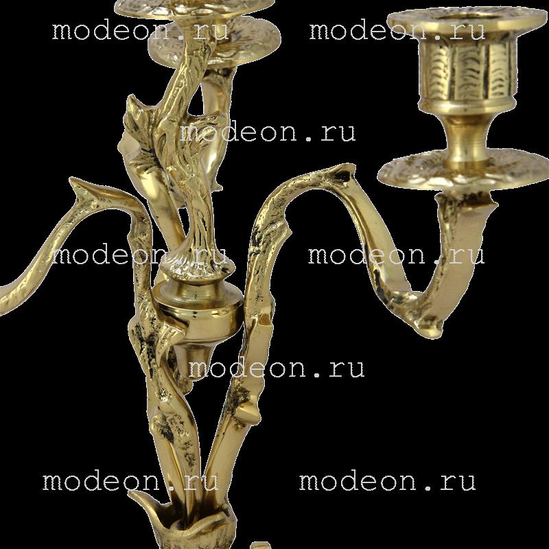 Канделябр четырехрожковый Дон Хуан