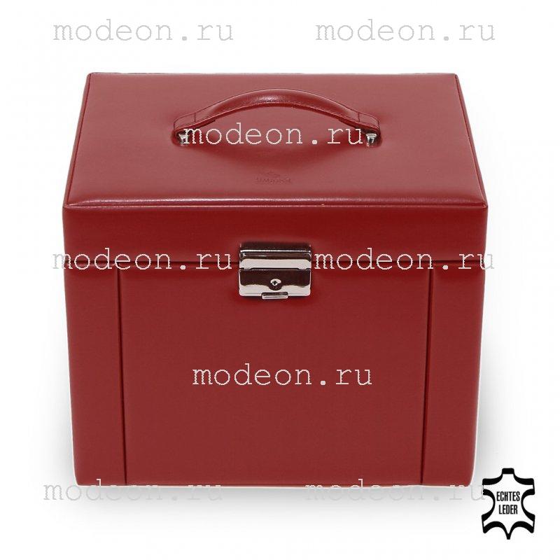 Шкатулка для украшений Maxima Red, SACHER