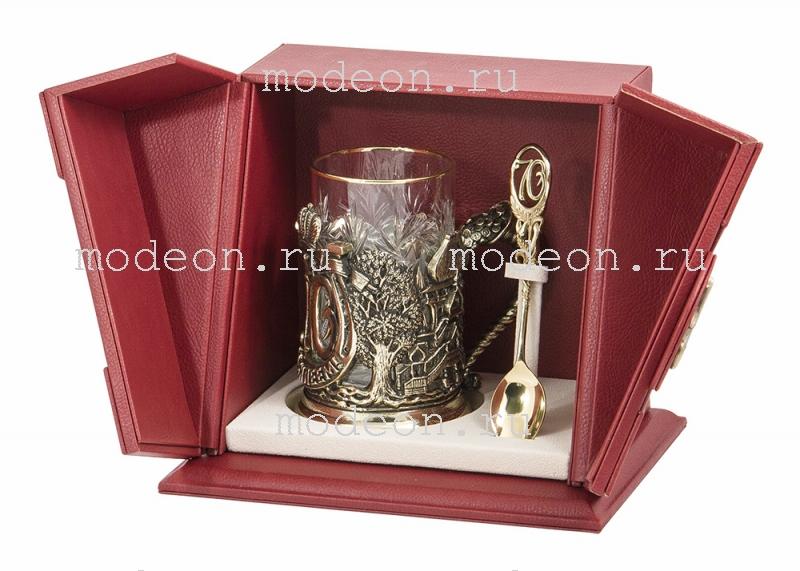 Набор для чая С юбилеем! 70 лет