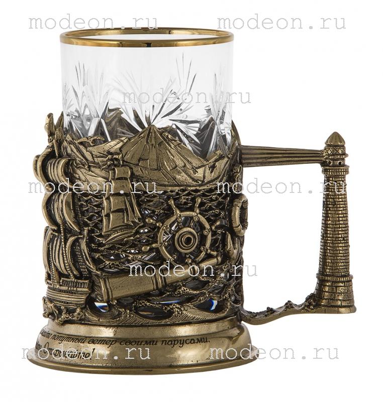 VIP Набор для чая Попутного ветра с ложкой