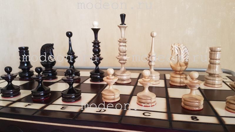 Шахматы классические Элегантные