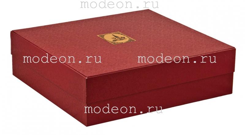 Набор из 6 бокалов для бренди Богемия Сеточка, в коробке