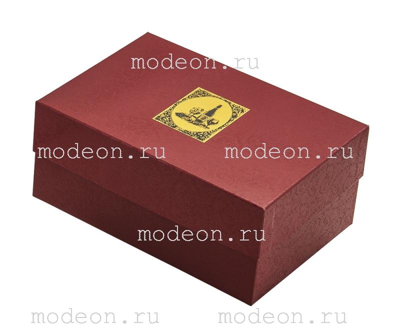 Набор из 2 бокалов для бренди Богемия Сеточка, в коробке