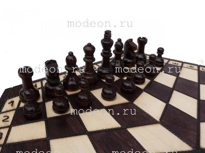 Шахматы На троих, средние