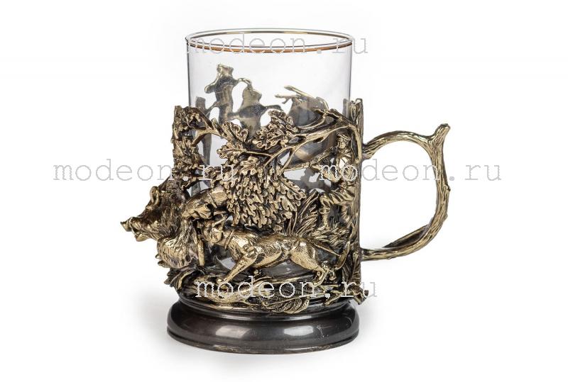 Чайная пара Лось-Кабан