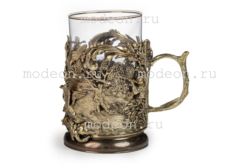 Чайная пара Медведь-Утка