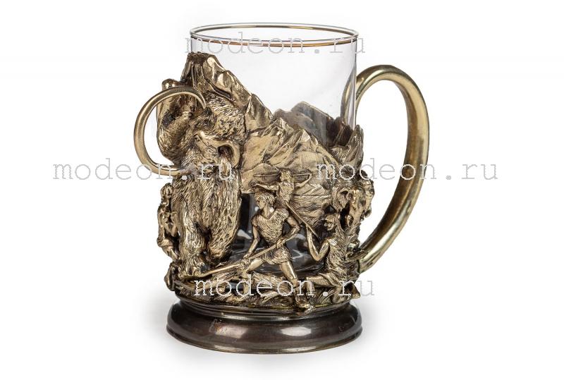 Чайная пара Кабан-Мамонт
