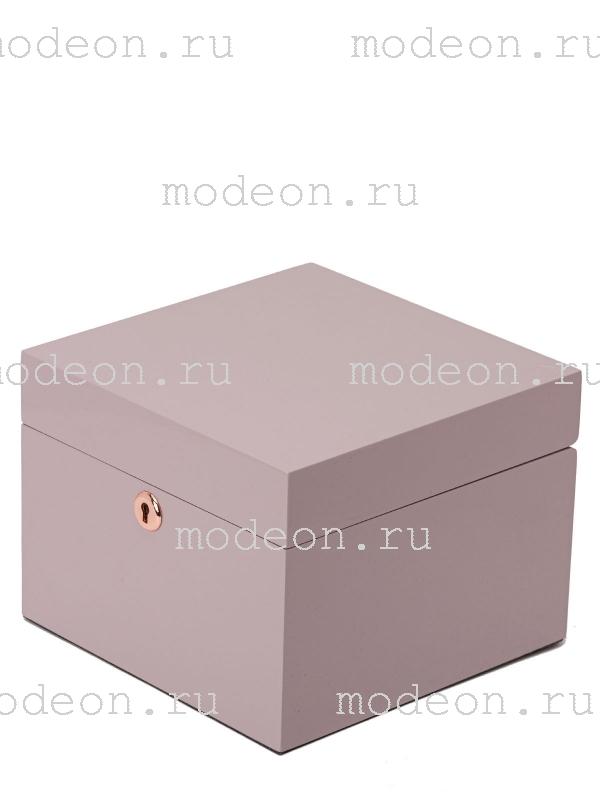 Шкатулка для украшений Фиолетовый квадрат