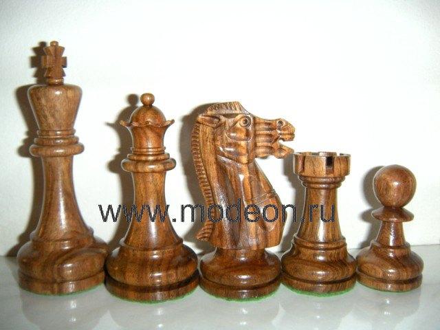 Шахматные фигуры Английская корона