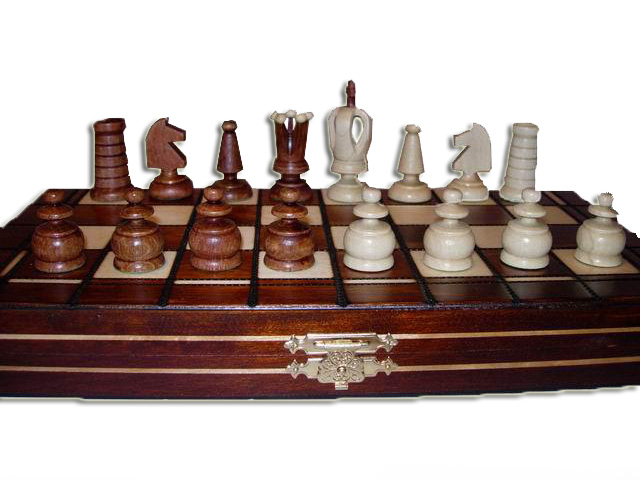 Шахматы Рояль, мини.