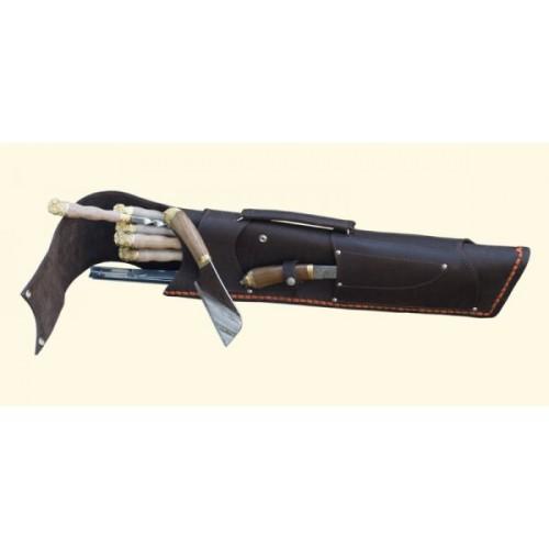 Шампурница подарочная Охотничье ружье.