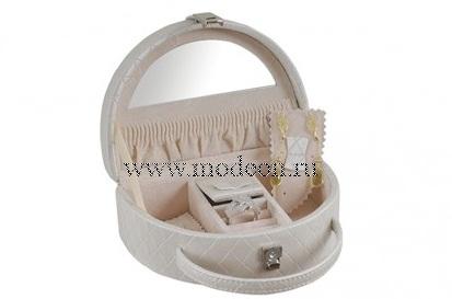 Шкатулка для украшений Белая королева, мод.33828, ABOX.