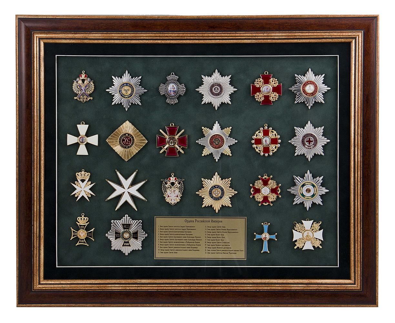 Панно Ордена Российской Империи