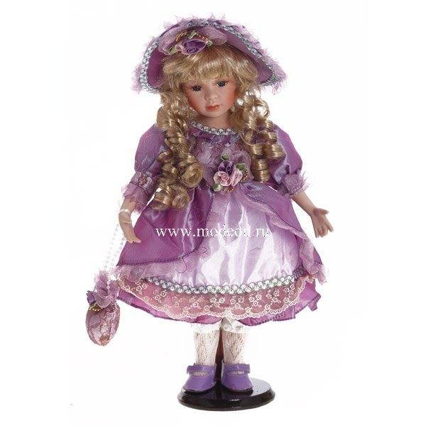 Фарфоровые куклы до 49см.