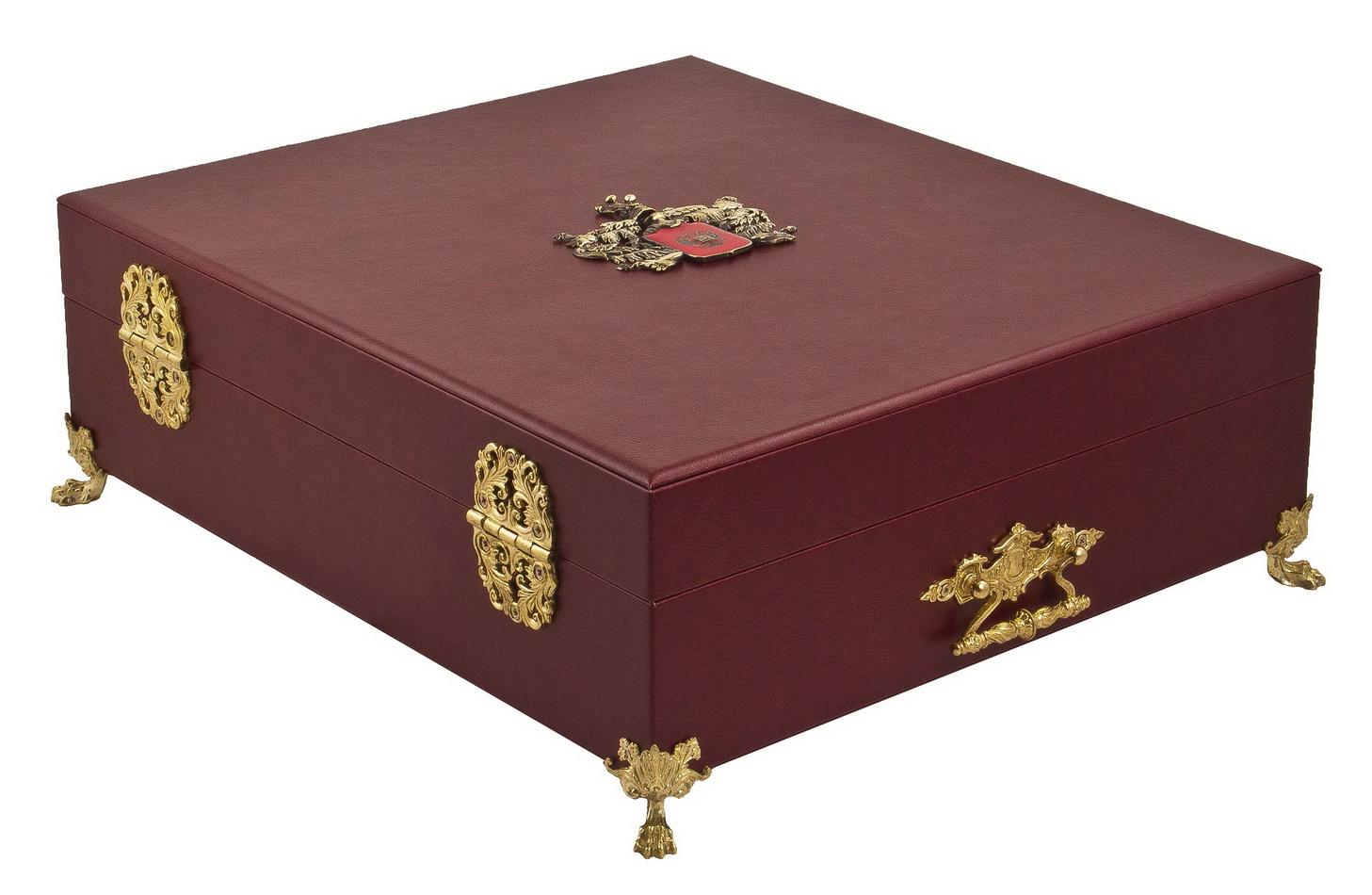 Подарочный ларец для элитной книги