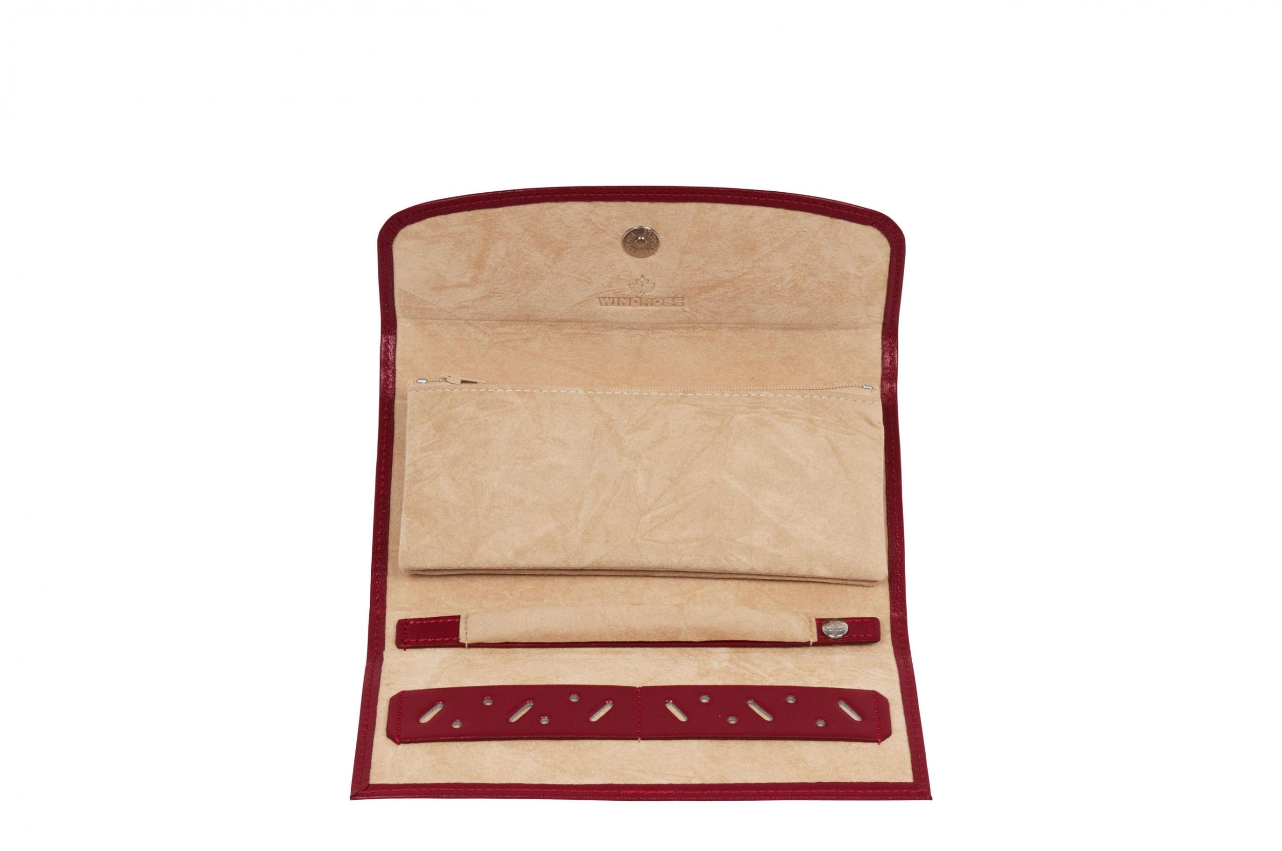 Дорожный клатч для драгоценностей Merino 3340, WindRose