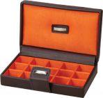 Шкатулка для хранения запонок Оранжевый амулет.