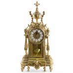 Часы каминные с маятником Ампир.