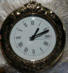 Настенные часы из латуни Круг почета, Stilars.